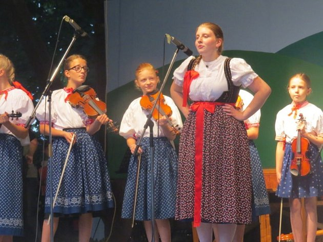 Tradiční folklorní setkání Gorolski Święto hostí od pátku do neděle Jablunkov.