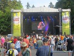 První ročník festivalu Ladná Čeladná pobavil i rodiny s dětmi.