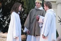 Živý betlém se tradičně koná také ve Frýdlantu nad Ostravicí.