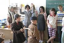 Projekt Žijeme v regionu Slezská brána školáků ze Sedlišť.