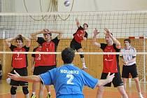 Foto z utkání Palkovice – Holubice.