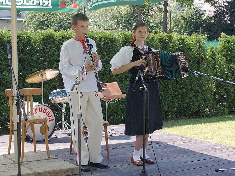 Sourozenci Urbánkovi z Vysokého nad Kysucou.