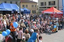 Návštěvníky Dne s Deníkem v Brušperku čekal bohatý doprovodný program.