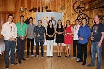 Vyhlášení nejlepších sportovců frýdecko-místeckého okresu za rok 2014.