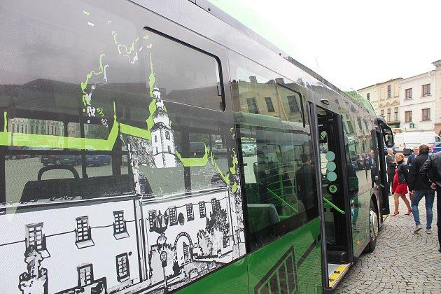 Ve Frýdku-Místku budou nově jezdit elektrobusy.