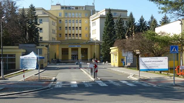 Nemocnice Třinec. Ilustrační snímek.
