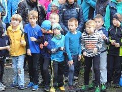 Běžecký závod Štandl kros se letos konal již pošestnácté.