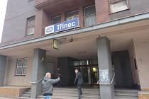 Železniční stanice Třinec.