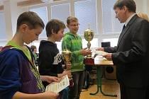 Děti ze základních škol ve čtvrtek soutěžily ve Frýdku-Místku v matematických znalostech.