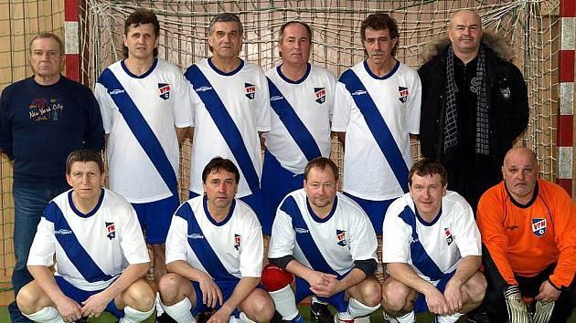 Vítězem prvního ročníku se stali fotbalisté Válcoven plechu Frýdek-Místek.