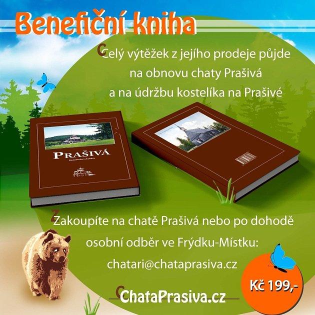 Nová publikace 'Prašivá'.