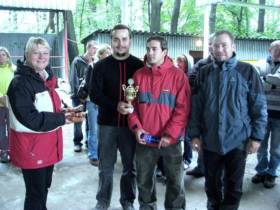 Nejlepší družstvo ocenila starostka Hana Sobková.
