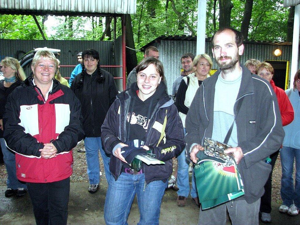 Ve Vojkovicích se konal 11. ročník soutěže ve střeleckém víceboji, která je určena široké veřejnosti.