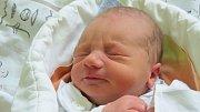 Antonín Kadlčák z Havířova se narodil 13. března ve Frýdku-Místku. Po porodu miminko vážilo 2090 g a měřilo 50 cm.