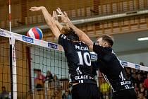 Volejbalisté Frýdku-Místku prohráli další dva zápasy.