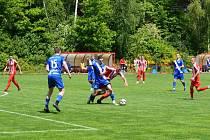 Fotbalisté Frýdku-Místku na úvod přípravy vysoko prohráli.