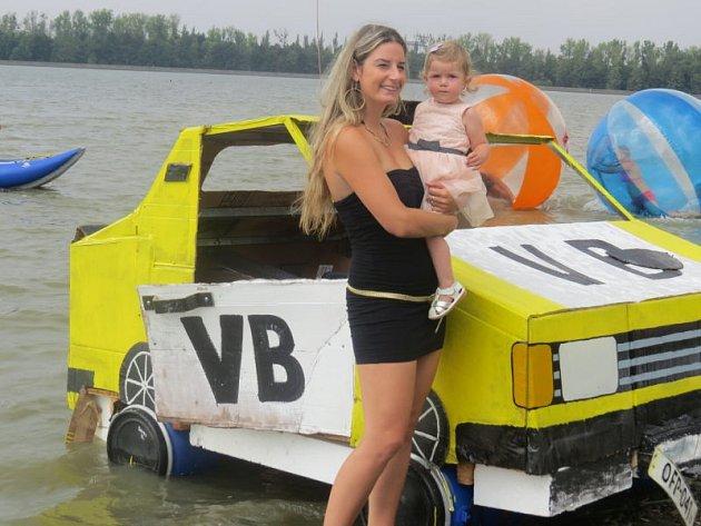 Oblíbená akce Baškohrátky se konala za mimořádného zájmu diváků vsobotu 15.srpna na přehradě vBašce.