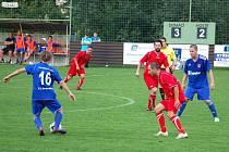 Nováček z Dobratic si na vlastním trávníku dokázal poradit se silnou Stonavou, když zvítězil 4:2.