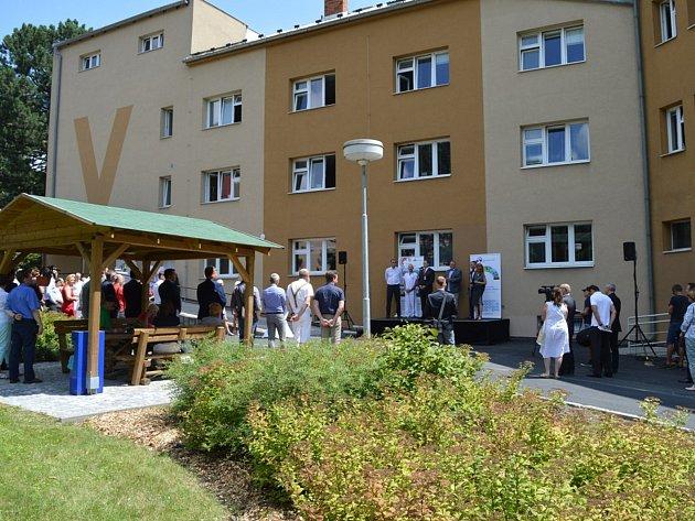 Nemocnice ve Frýdku-Místku - Ilustrační foto.