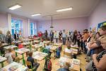 Školní rok začal i pro nové prvňáčky z Řepišť