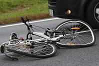 Sražený cyklista nehodu bohužel nepřežil. Ilustrační foto