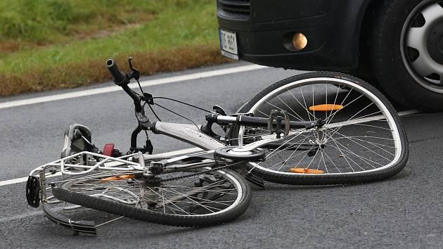 Sražená cyklistka nehodu bohužel nepřežila. Ilustrační foto