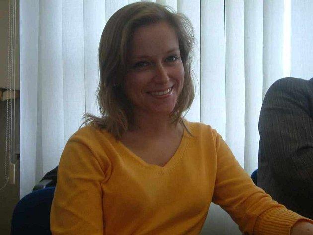Martina Miczková. Ilustrační foto.