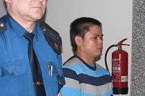 Thann Hai Nguyen stráví kvůli pěstování marihuany dva roky ve vězení.