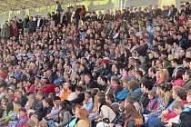 Sobotní Hutnický den v Třinci tradičně přilákal tisíce lidí.