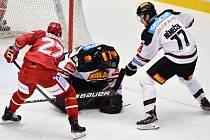 Druhé místo uhráli hokejisté Třince po základní části. Do poslední chvíle bojovali o zisk Prezidentského poháru se Spartou. Více bodů nakonec uhráli Pražané.