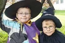 V mateřské škole Naděje ve Frýdku Místku proběhl čarodějnický týden.