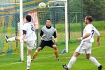 Fotbalisté Janovic pokračují v letošní sezoně krajského přeboru v malátných výkonech.