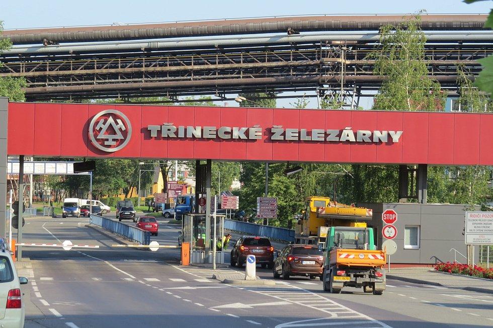 Třinecké železárny zaměstnávají přes sedm tisíc lidí.
