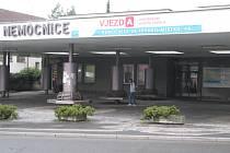 Nemocnice ve Frýdku-Místku.