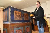 V depozitáři muzea v Třinci je spousta zajímavých exponátů.