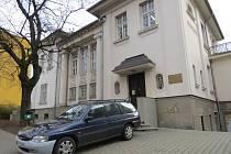 Knihovna ve Frýdku-Místku.  Archivní snímek.