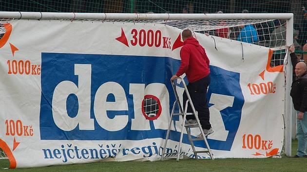 Třetiligový šlágr mezi domácí Holicí a hosty z Frýdku-Místku skončil nakonec smírem.
