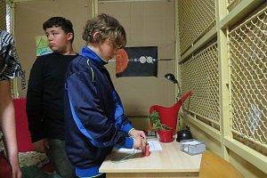Školáci ve Frýdku-Místku vymysleli vlastní únikové hry