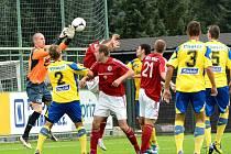 Fotbal Třinec - Fastav Zlín B