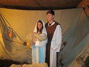 V Dobré lidé viděli všechny důležité obrazy z biblického příběhu, který popisuje narození Ježíše Krista.