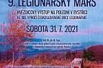 Pozvánka na 9. legionářský marš.