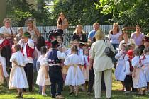 Český červený kříž Frýdek-Místek připravil v sobotu 7. září akci pro děti v areálu Sokolíku.