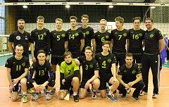 Kadeti ŠSK Beskydy skončili ve finále republikového šampionátu na pěkném pátém místě.