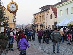 Vánoční jarmark v Paskově.