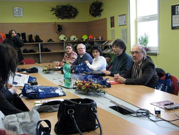 Setkání oděvních škol probíhá v těchto dnech ve Frýdku-Místku.