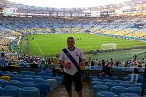Pavel Prudký navštívil v Brazílii pět utkání, které se všechny odehrály na největším brazilském stadionu Maracaná v Rio de Janeiru.