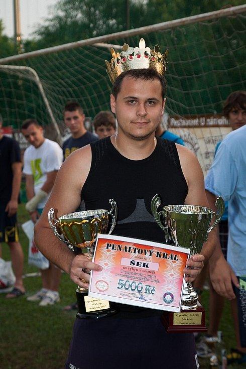 Letošní soutěže O penaltového krále Moravskoslezského kraje se zúčastnilo rekordních 156 soutěžících.