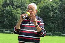 V Bašce slavil v sobotu 29. června 75 let od svého založení místní fotbalový oddíl, zároveň Kunčičky u Bašky 725 let.