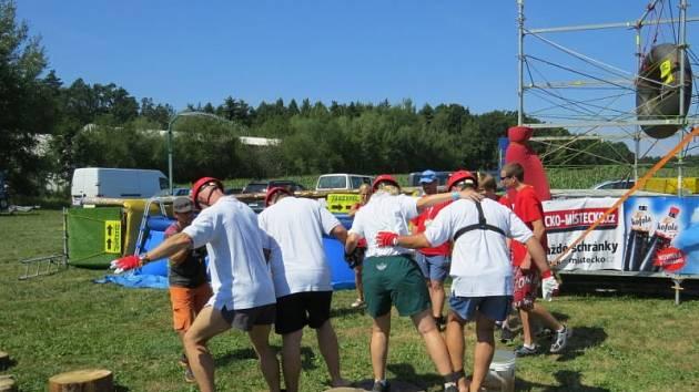 Letos se opět konala akce s názvem Baškohrátky na letišti Bahno v Místku, která se uskutečnila 17. srpna.