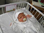 Kristýnka se narodila 12. března mamince Barboře Szyrocké z Petrovic. Po narození dítě vážilo 3550 g a měřilo 49 cm.